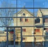 Architettura archeana Immagini Stock Libere da Diritti