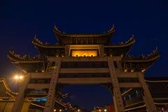 Architettura asiatica tradizionale Immagini Stock Libere da Diritti