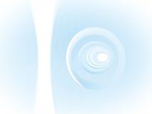 architettura astratta 3d illustrazione di stock