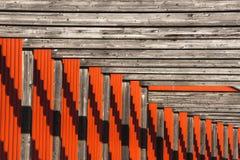 Architettura astratta Fotografie Stock