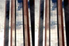 Architettura astratta Fotografie Stock Libere da Diritti