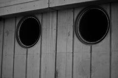 Architettura astratta Fotografia Stock