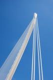 Architettura astratta del triangolo Fotografia Stock Libera da Diritti