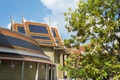 Architettura Bangkok Tailandia del tempio buddista fotografia stock