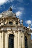 Architettura barrocco francese al palazzo di Versailles immagine stock libera da diritti