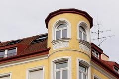 Architettura bavarese Fotografie Stock