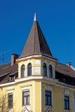 Architettura bavarese Fotografia Stock