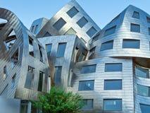 Architettura bizzarra a Las Vegas Fotografie Stock Libere da Diritti