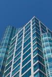 Architettura blu Immagini Stock