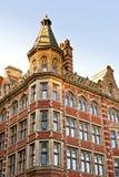 Architettura britannica classica Immagini Stock Libere da Diritti