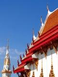 Architettura buddista 12 Fotografie Stock