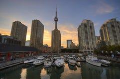 Architettura canadese Fotografia Stock Libera da Diritti