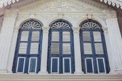 Architettura Chino-portoghese Fotografia Stock