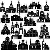 Architettura Christianity-2 illustrazione di stock