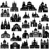 Architettura christianity illustrazione vettoriale