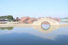 Architettura in Cina Immagini Stock