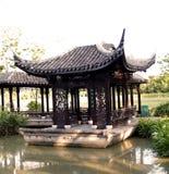 Architettura cinese 01 Fotografia Stock