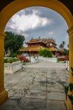 Architettura cinese antica Immagini Stock Libere da Diritti