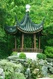 architettura cinese antica Fotografia Stock Libera da Diritti