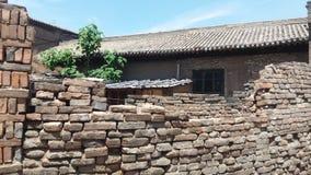 Architettura cinese antica in Ping Yao fotografie stock