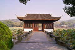 Architettura cinese classica fotografie stock libere da diritti