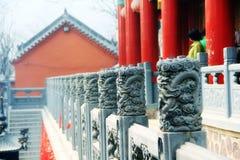 Architettura classica cinese Fotografia Stock