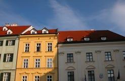 Architettura classica della costruzione. Immagine Stock