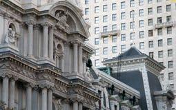Architettura di Filadelfia Fotografie Stock Libere da Diritti