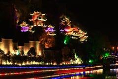 Architettura classica (zhenyuan) Fotografia Stock