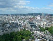 Architettura contemporanea a Londra, Inghilterra, Regno Unito Fotografie Stock Libere da Diritti