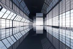 Architettura corporativa Immagini Stock Libere da Diritti