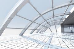 Architettura corporativa Fotografia Stock
