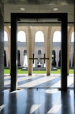 Architettura cristiana moderna Immagine Stock Libera da Diritti