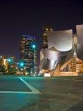 Architettura curva americana Fotografie Stock Libere da Diritti