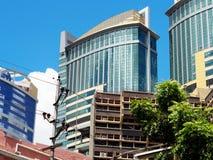 Architettura a Dar es Salaam Fotografia Stock
