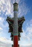Architettura decorativa cinese/arco Immagini Stock