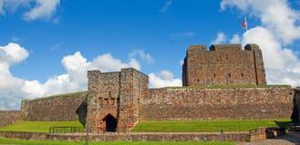 Architettura del castello Immagini Stock