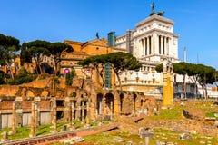 Architettura del centro storico di Roma, Italia Immagine Stock
