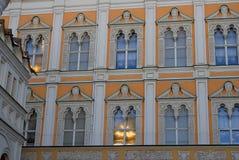 Architettura del Cremlino di Mosca Foto a colori Fotografia Stock Libera da Diritti