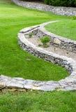 Architettura del giardino Fotografia Stock