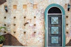 Architettura del Medio-Oriente di stile Fotografie Stock Libere da Diritti