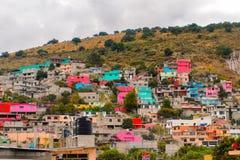 Architettura del Messico DF Fotografie Stock Libere da Diritti