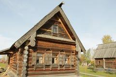 Architettura del museo in Suzdal' Immagine Stock