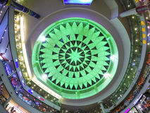 Architettura del soffitto Fotografia Stock Libera da Diritti