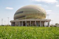 Architettura del Tagikistan Fotografie Stock Libere da Diritti