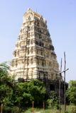 Architettura del tempiale, India del sud fotografie stock libere da diritti