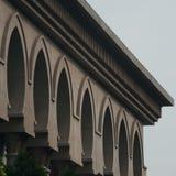 Architettura dell'Asia Fotografia Stock Libera da Diritti