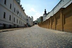 Architettura dell'Ucraina Città di Kyiv immagine stock