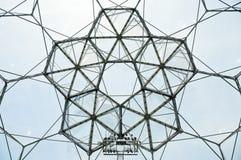 architettura della Bio--cupola Fotografia Stock