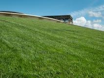 Architettura della cantina, Napa Valley Fotografia Stock